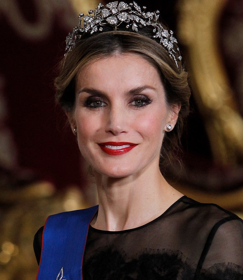 Style of Queen Letizia of Spain