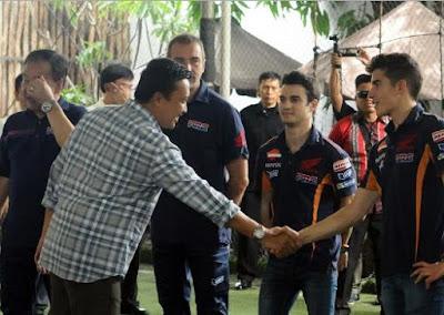 Ini 5 Kota yang Berebut Jadi Tuan Rumah MotoGP Indonesia 2017
