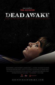 Sinopsis pemain genre Film Dead Awake (2016)