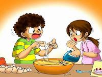 Dongeng Anak : Kebahagiaan untuk anak yang baik budi