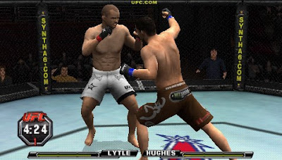 Download UFC Undisputed 2010 PSP Iso For Android
