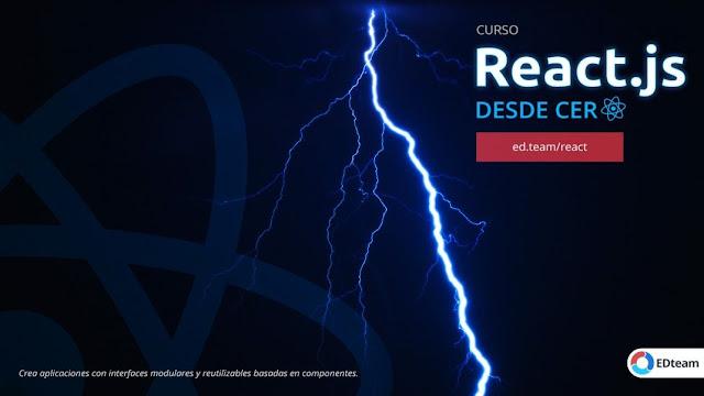 React.js Desde Cero (EDteam) MEGA