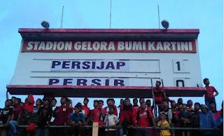 Persib Bandung Kalah 0-1 dari Persijap Jepara