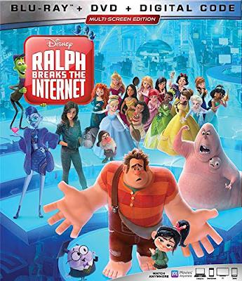 Ralph Breaks The Internet [2018] [BD25] [Latino]