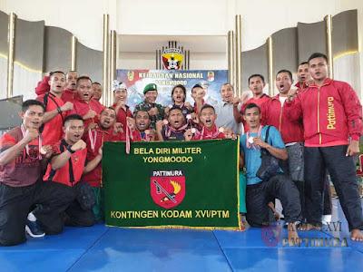 Atlet Yongmoodo Raih Juara 4 Kejurnas Kasad Cup 2018