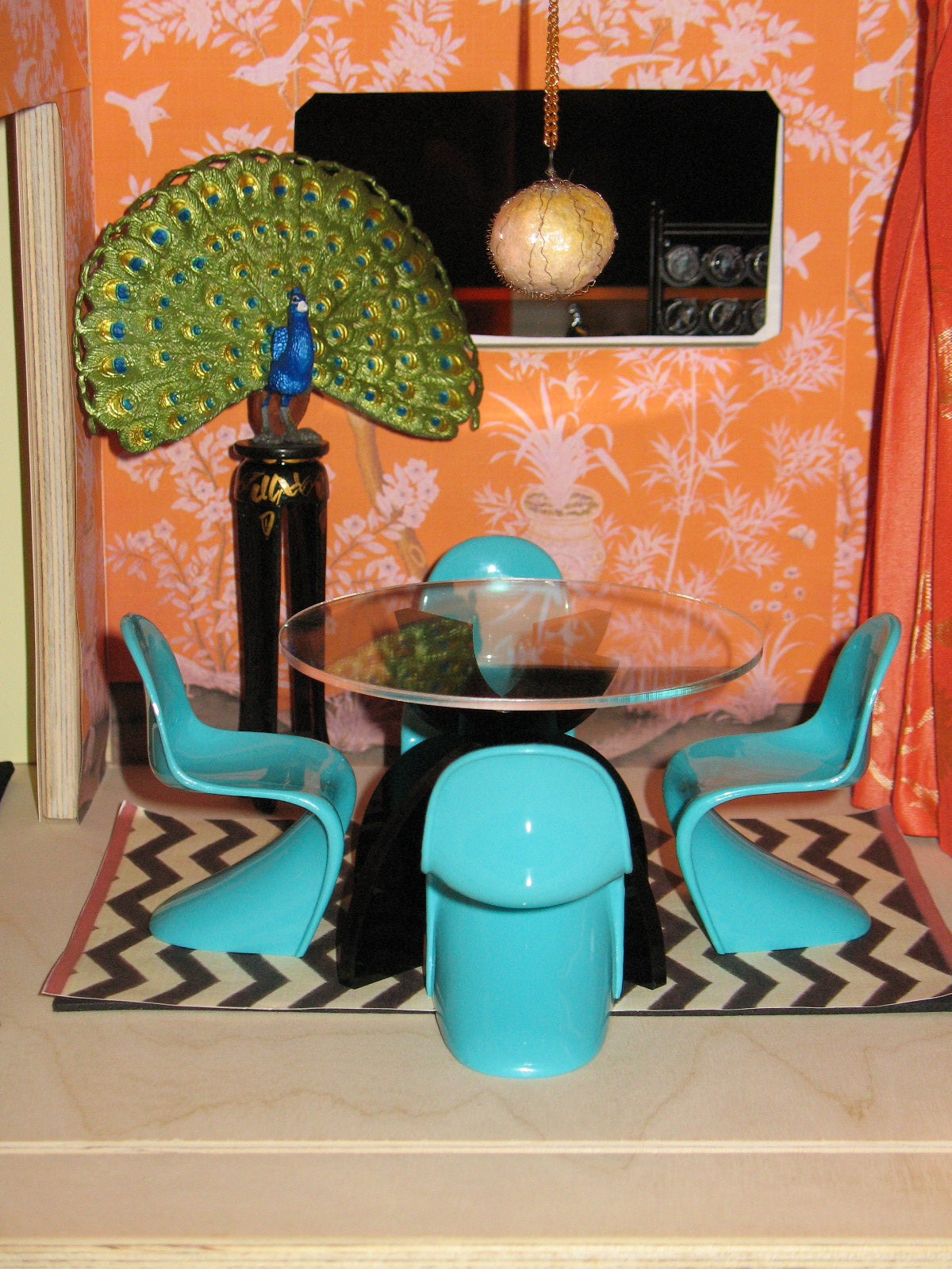 Chinoiserie Chic I M A Giant Challenge The Orange And