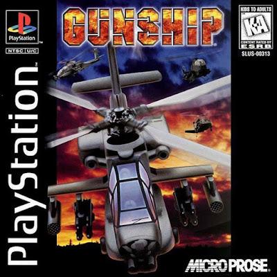 descargar gunship psx mega