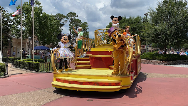 Character Cavalcades, Mickey and Friends Cavalcade, Re-imagined Meet and Greets, Disney Magic Kingdom Reopening Preview, New Safety Precaution and Social-distancing Practice