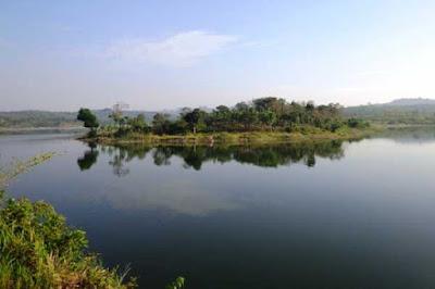 Greneng reservoir