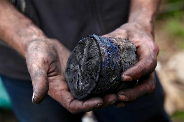 charcoal maker