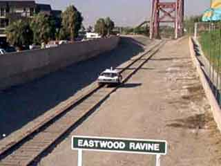 Eastwood Ravine from Back to the Future 3.