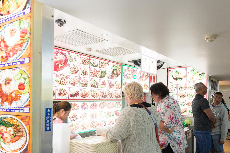 King S Kitchen Chinatown Menu
