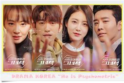 "Sinopsis Drama Korea ""He is Psychometric"" yang Lagi Naik Daun"