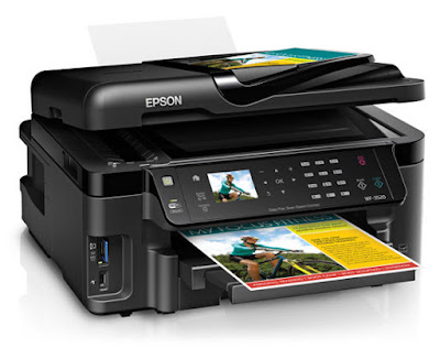 Download Driver Epson WorkForce WF-3520
