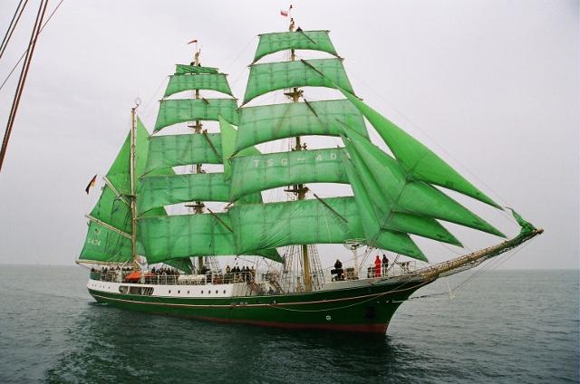 Tall Ships Festival, 2014, Sailing ship, San Pedro