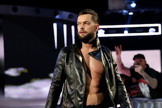 Finn Balor RAW Return