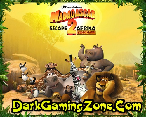 download madagascar escape 2 africa pc game