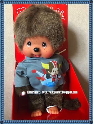 kiki monchhichi bebichhichi goldorak toys vintage eighties japan expo