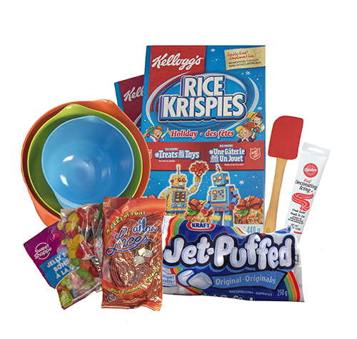 Kellogg's Rice Krispies #TreatsForToys
