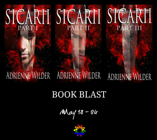 Gay Book Promotions Sicarii Book Tour
