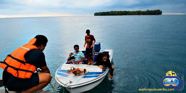 kontak explore pulau seribu