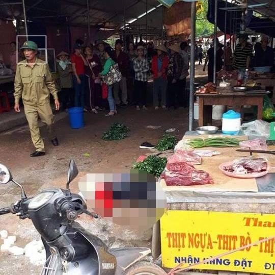 Kẻ nổ súng bắn cô gái bán đậu tử vong giữa chợ vì bị từ chối tình cảm ảnh 4