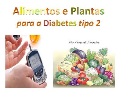Casa da Saúde Natural: Alimentos e Plantas para a Diabetes
