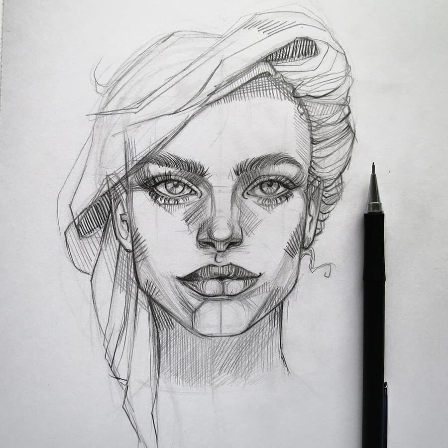 06-Ani-Cinski-Pencil-Drawings-www-designstack-co