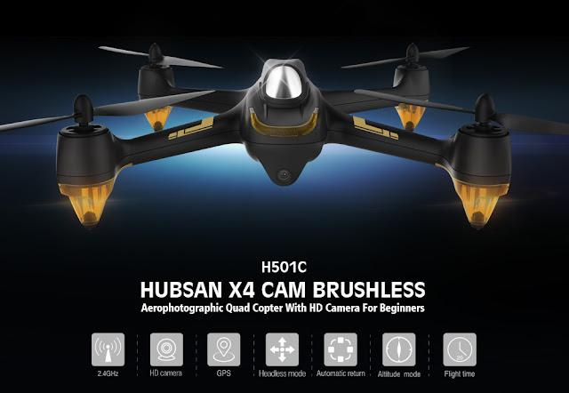 Hubsan_h501C
