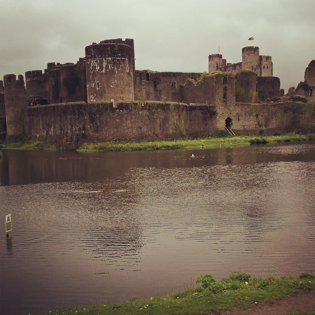Caerphilly Castle - things to do May Day Bank Holiday 2016 - motherdistracted.co.uk