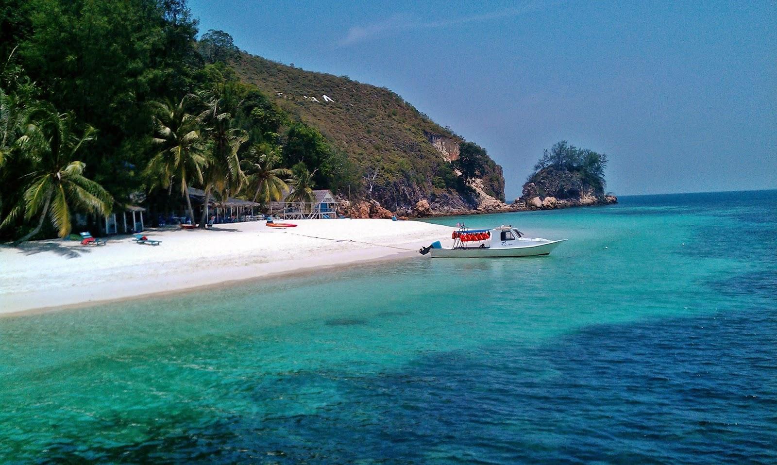 All About Pulau Rawa Mersing Johor Darul Takzim Pelancongan