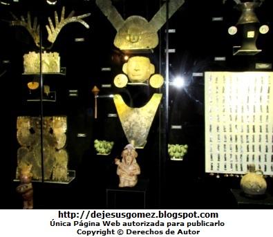 Foto de la metalurgia del Museo Nacional de Arqueología, Antropología e Historia del Perú por Jesus Gómez
