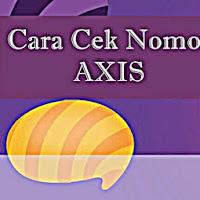 Cara Mudah Cek Nomor Sendiri Kartu AXIS Terbaru