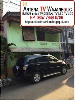 Jual ANTENA TV WAJANBOLIC  Pisangan Jakarta Timur