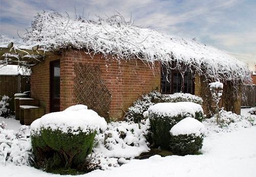 Картинки на тему зима ажурные композиции 88