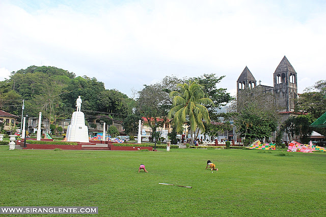 Tourist spots in Dapitan, Zamboanga del Norte 2020