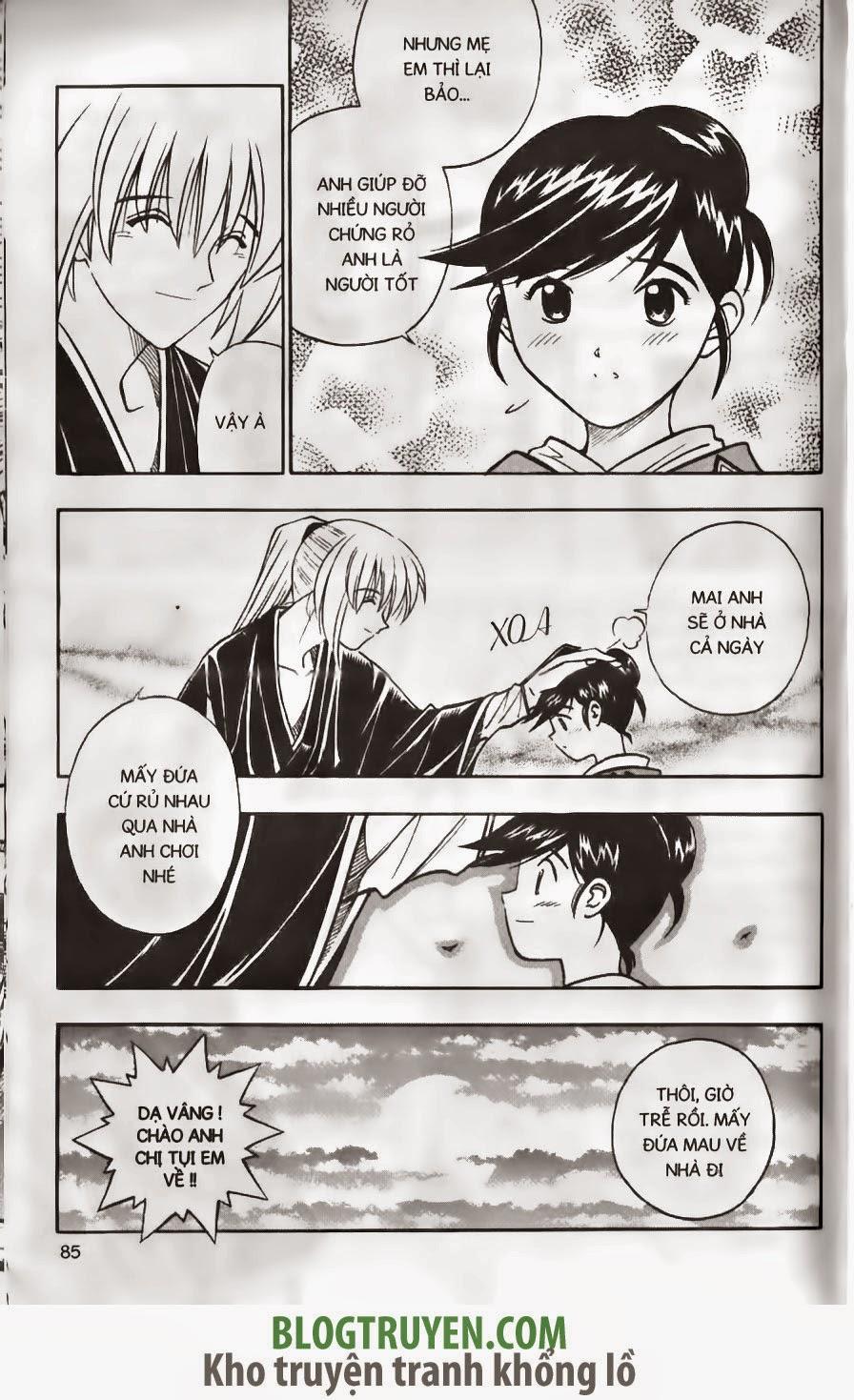 Rurouni Kenshin chap 172 trang 11