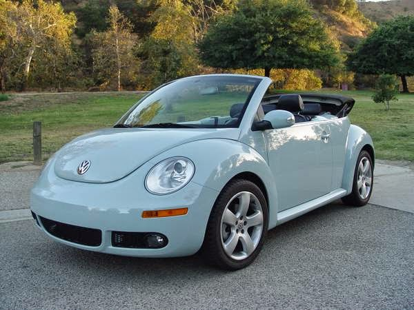 2006 Vw Beetle Convertible Low Miles