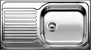 Daftar Harga Wastafel Merk Blanco Stainless Steel Anti Karat Terbaru