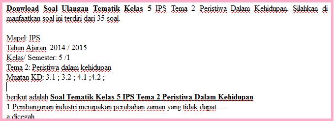 Contoh Perusahaan Industri Di Indonesia Industri Wikipedia Bahasa Indonesia Ensiklopedia Bebas Contoh Soal Kurikulum 2013 Soal Tematik Kelas 5 Ips Tema 2 Peristiwa