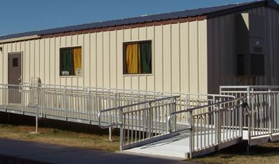 Schools Sell And Donate Their Portable Modular Classrooms