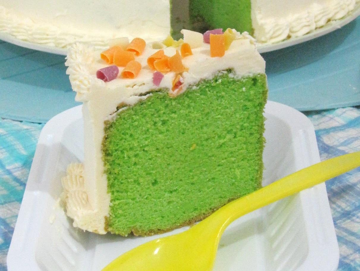 Resep Bolu Jadul Ceres: Resep Cara Membuat Sponge Cake Bolu Pandan Mudah