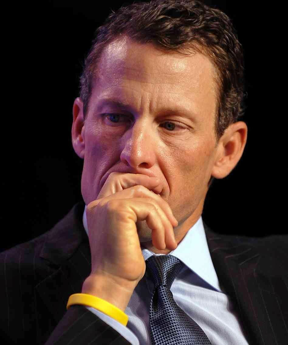 Lance Armstrong Stop At Nothing cheating PED cycling
