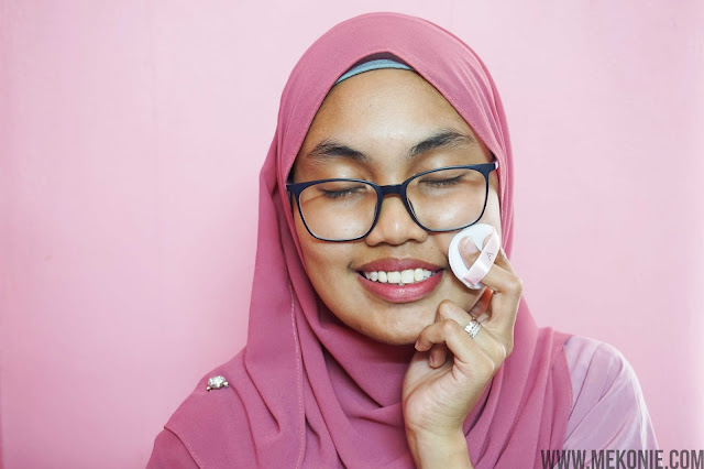 BEAUTY REVIEW - PETAL VELVET POWDER ALTHEA RM16 JE?