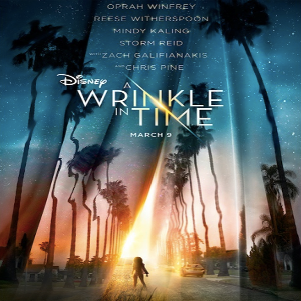 A Wrinkle in Time, A Wrinkle in Time Synopsis, A Wrinkle in Time Trailer, A Wrinkle in Time Review, Poster A Wrinkle in Time