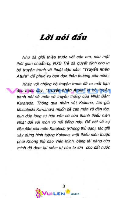 Shura No Mon  shura no mon vol 18 trang 4