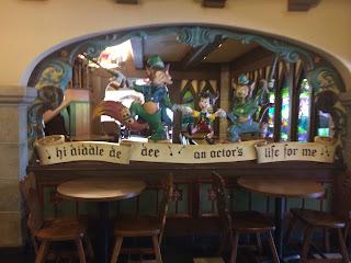 Pinocchio Village Hause Disney World