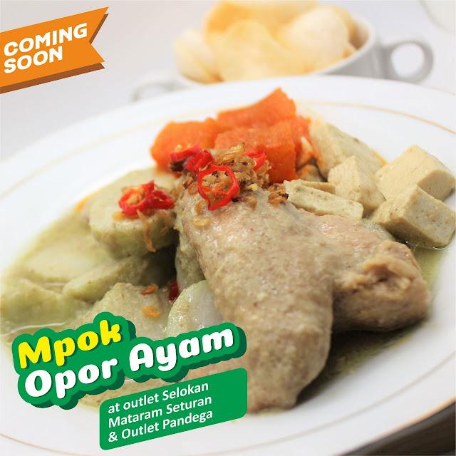 Mpok Opor Ayam