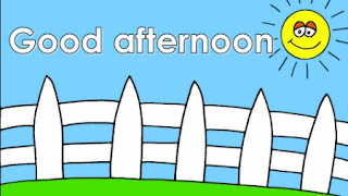 good afternoon picture download