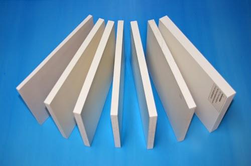 Tâm Foam PVC - Formex - Format trang trí quảng cáo màu trắng